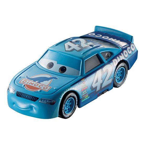 Mattel Cars 3 Auta - Cal Weathers