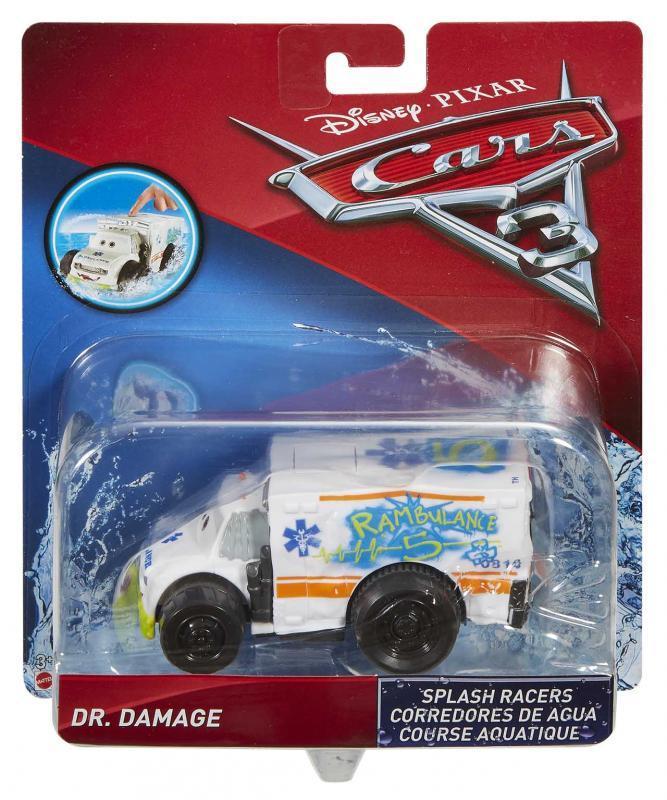 Cars Velké autíčko do vody - Dr. Damage