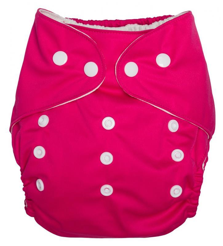 Gmini plenkové kalhotky UNI G7195 - tm. růžová