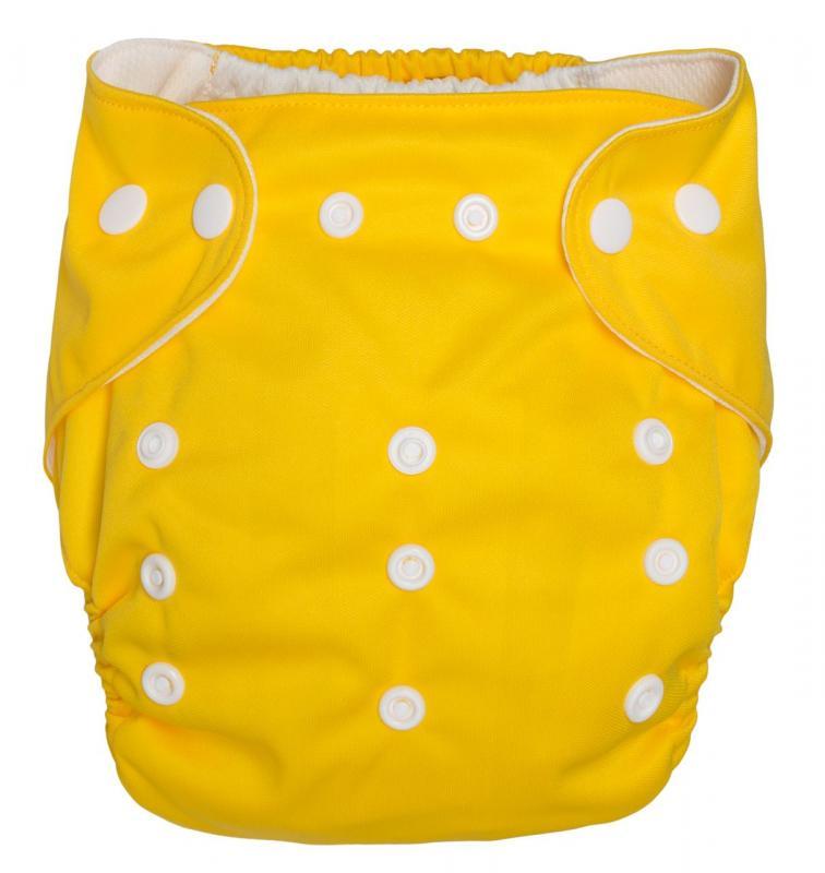 Gmini plenkové kalhotky UNI G7195 - žlutá