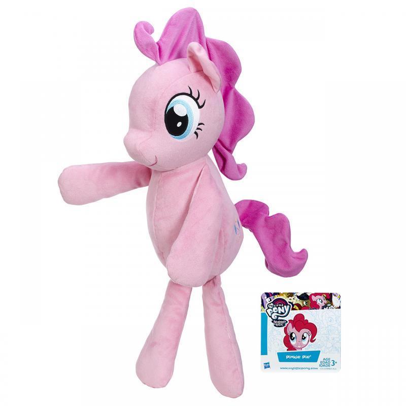 Hasbro My Little Pony veľký plyšový poník - Pinkie Pie