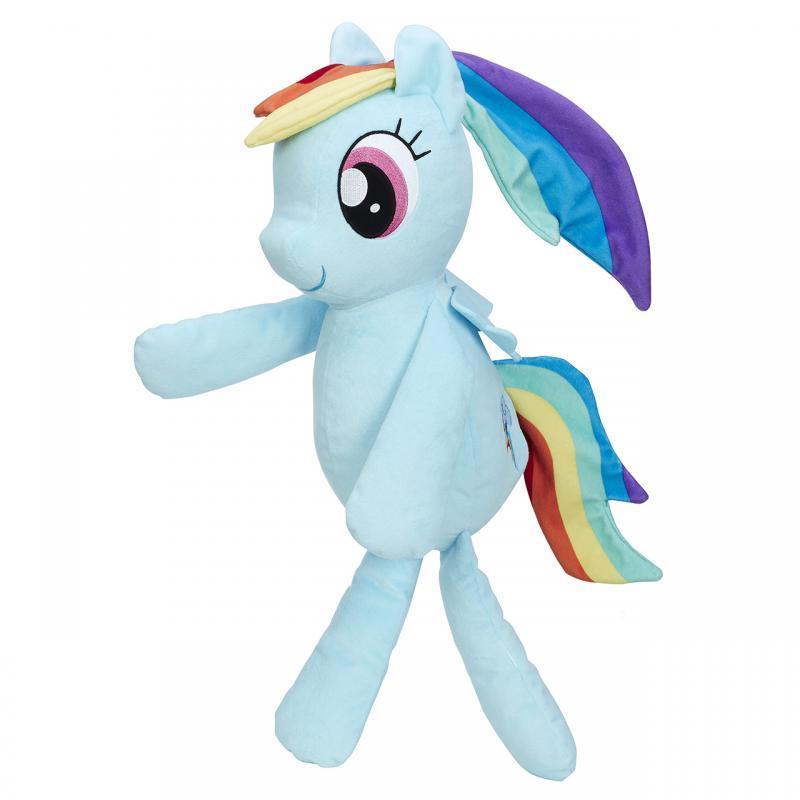 Hasbro My Little Pony veľký plyšový poník - Rainbow Dash