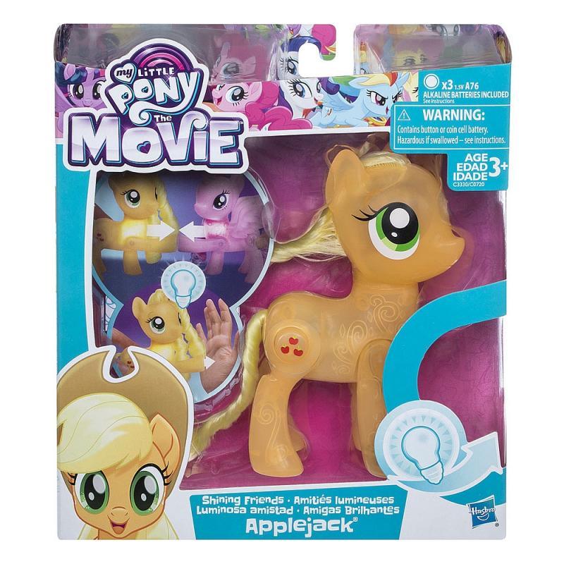 Hasbro My Little Pony Svítící pony - Applejack