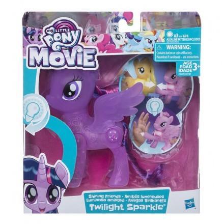 Hasbro My Little Pony Svítící pony - Twilight Sparkle