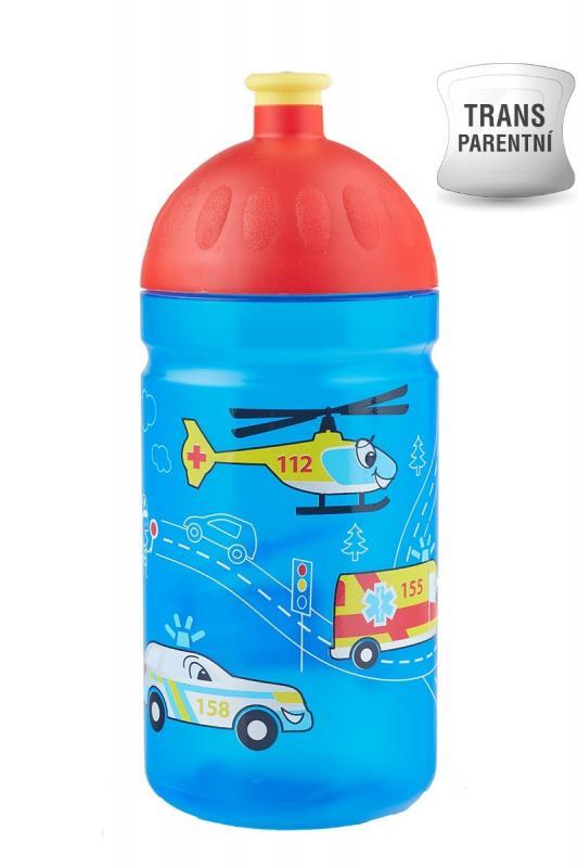 Zdravá lahev dětská 0,5 l - Záchranáři