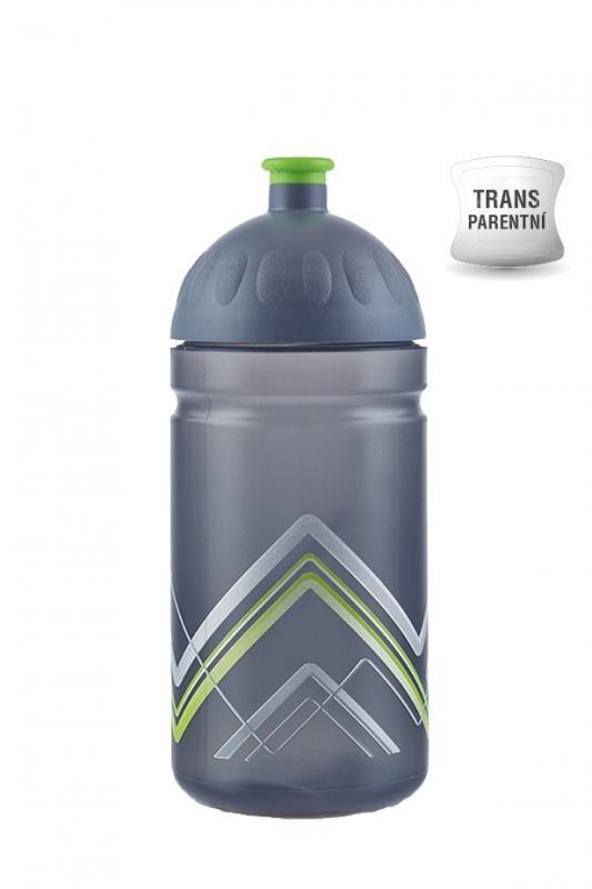 Zdravá lahev BIKE 0,5 l - Hory zelená