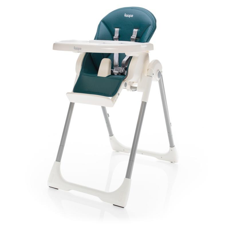 Jídelní židlička Zopa Ivolia - Aqua Blue