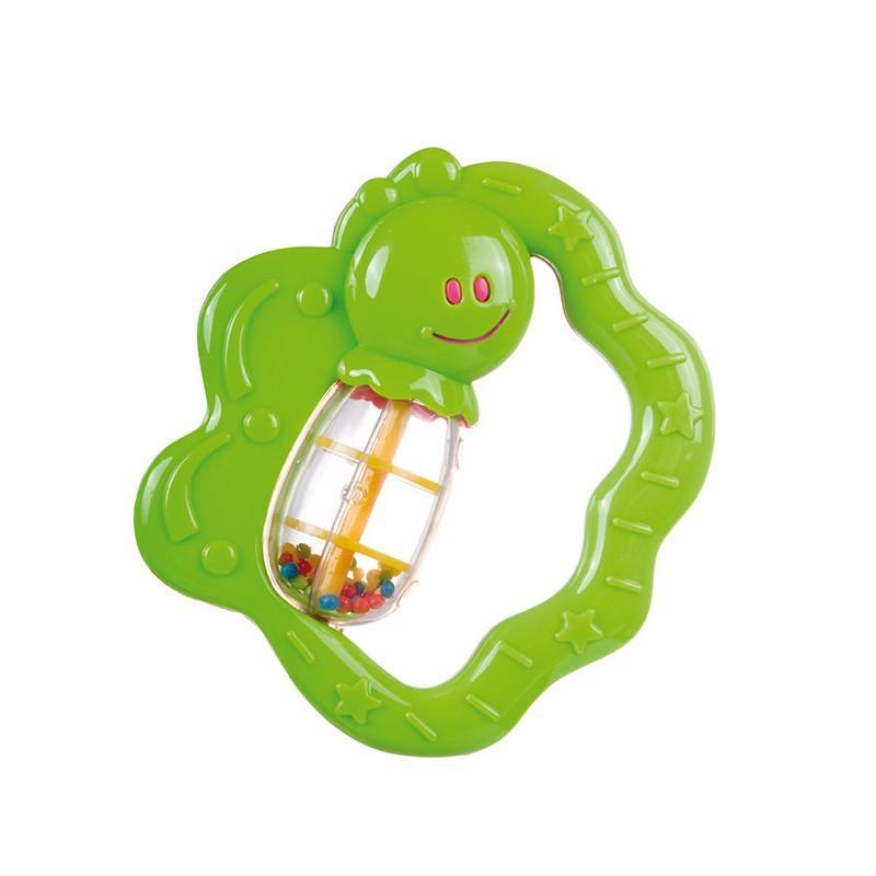 Canpol babies chrastítko šnek/motýl  - Motýl/zelená