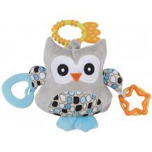 Sunbaby edukační hračka s vibracemi a melodií sovička