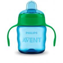 Philips Avent hrneček pro první doušky Classic 200 ml s držadly 6m+