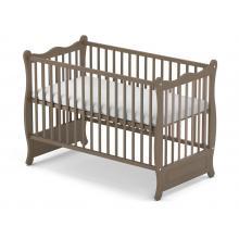 Babysky dřevěná postýlka Sofia bez šuplíku