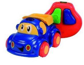 Simba Moje první IRC veselé auto, 11 cm