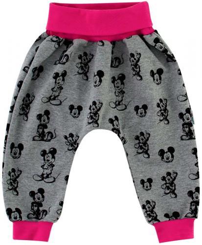 Esito Dětské tepláky Mickey Mouse růžové