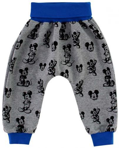 Esito Dětské tepláky Mickey Mouse modré