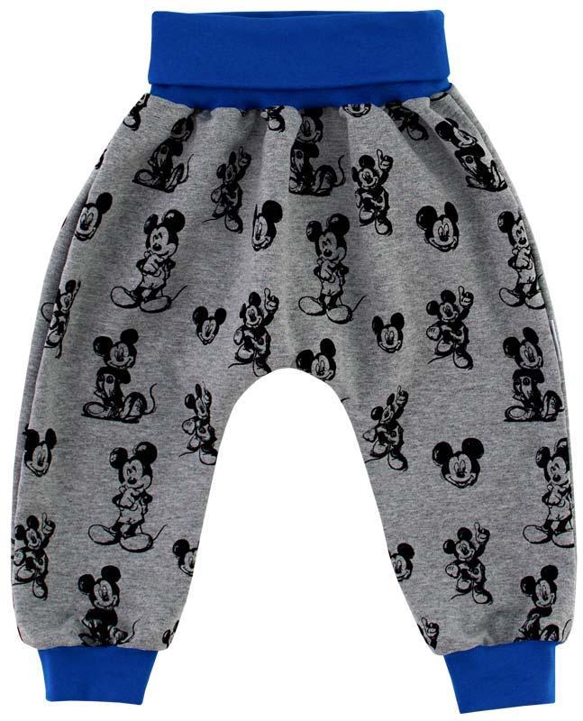 454c8d979b0 Esito Dětské tepláky Mickey Mouse modré