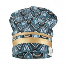 Elodie Details bavlněná čepice Gilded Everest Feathers
