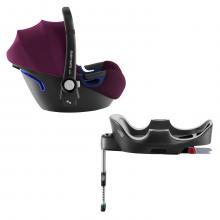 Autosedačka Britax Römer Baby-Safe 2 i-Size Bundle Flex 2021
