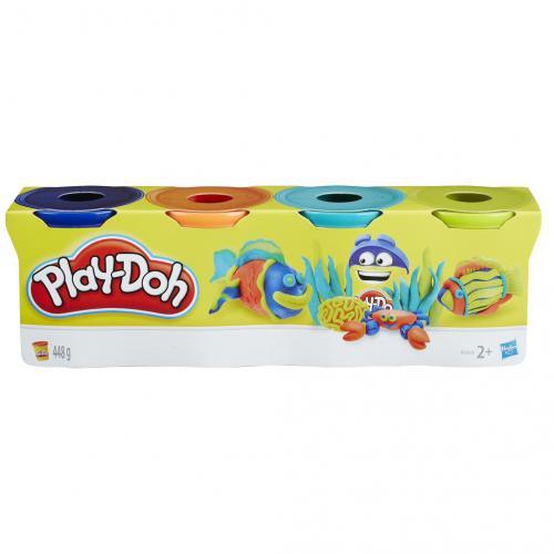 Hasbro Play-Doh balení 4 tub
