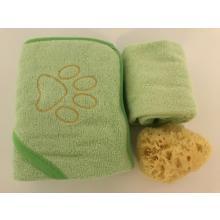 Bellini bambusová sada - osuška, ručník a mořská houba