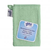 Kikko BIO bavlněná froté žínka XKKO Organic