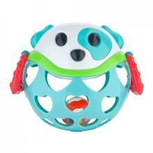 Canpol babies Interaktivní hračka míček s chrastítkem