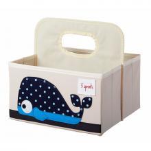 3 Sprouts Diaper Caddy - přebalovací box