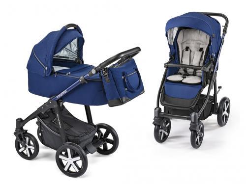 Kočárek Baby Design Lupo Comfort Limited