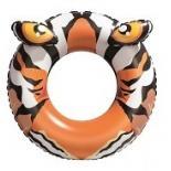 oranžová / tygr