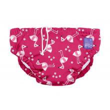 Bambino Mio kalhotky koupací Pink Flamingo