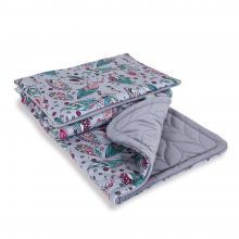 Ceba baby Dětská deka (75x100) + polštářek (30x45) Azteca & Nature