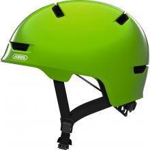Dětská cyklistická helma ABUS SCRAPER KID Shiny