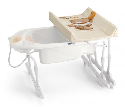 CAM Idro Baby Estraibile přebalovací pult na vanu