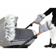Emitex Rukávník ke kočárku/rukavice LUXURY