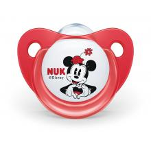 Nuk dudlík silikonový Trendline Mickey Mouse 6-18m 1ks/box