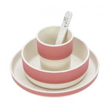 Lässig 4babies Dish Set Bamboo set nádobí
