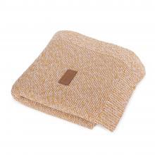 Ceba baby Pletená deka Francouzský krep 90 x 90 cm