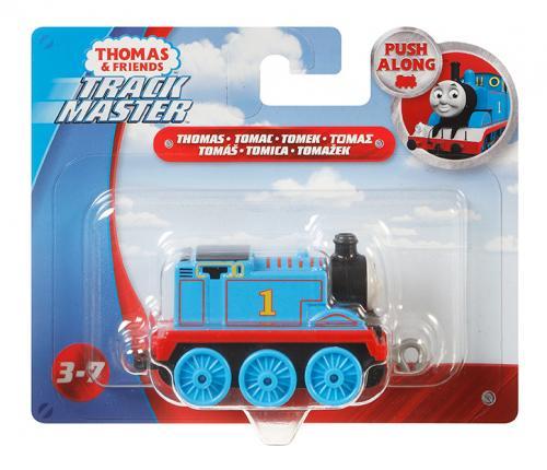 Mattel Fisher-Price Malá tahací mašinka