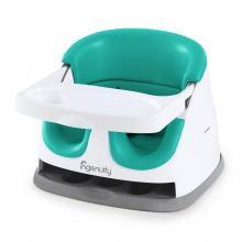 Ingenuity Podsedák na jídelní židli 2v1 Baby Base 6m+, do 22 kg