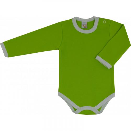 Esito Bodyčko jednobarevné sytě zelené