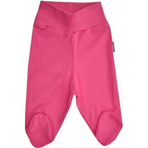 Esito Polodupačky bavlna jednobarevné sytá růžová