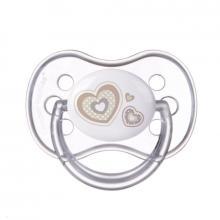 Canpol babies Dudlík kaučukový třešinka 6-18m NEWBORN BABY
