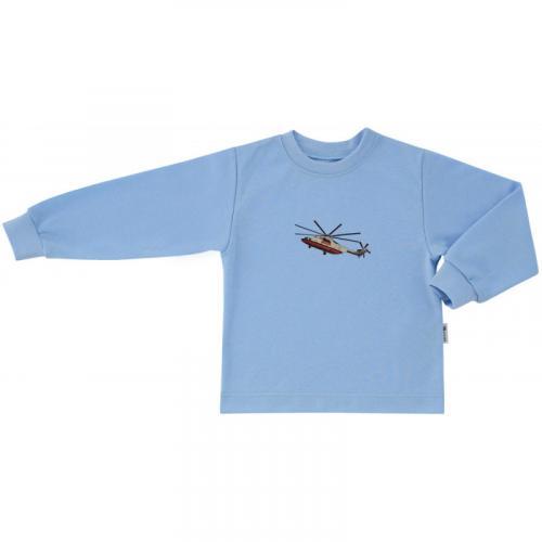 Esito Dětské tričko dlouhý rukáv Vrtulník