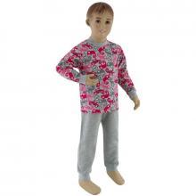Esito Dívčí pyžamo růžový chameleon