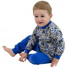 Esito Chlapecké pyžamo Football 10