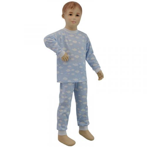 Esito Dětské pyžamo Obláček modrý