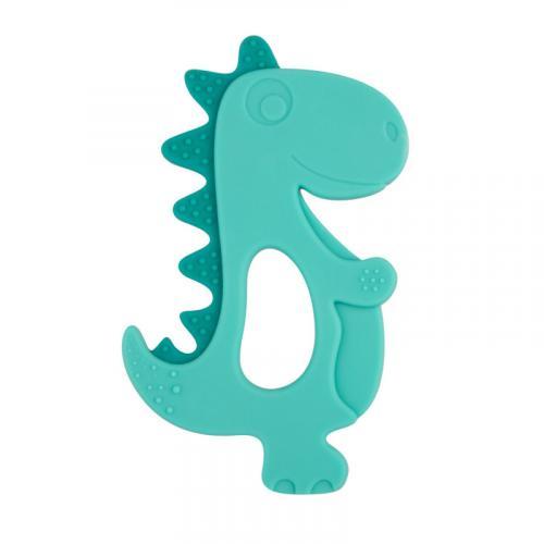 Canpol babies Silikonové kousátko Dinosaurus