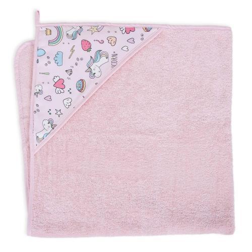 Ceba baby Froté ručník s kapucí Printed Line