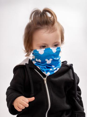Sublimat Tubus - šátek na krk pro děti