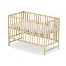 Babysky dřevěná postýlka Klasik bez šuplíku