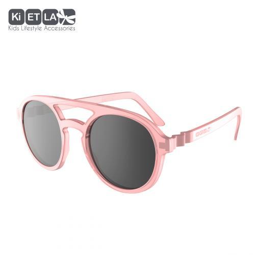 KiETLA Sluneční brýle CraZyg-Zag PiZZ 6-9 let